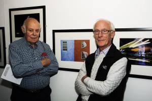 Members Barry Green and John Davidson