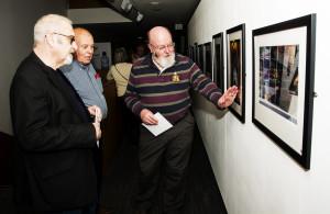 Members Peter Garnett, Barry Green, Peter Young